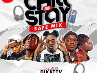 DJ Katty - Chill And Stay Safe Mixtape