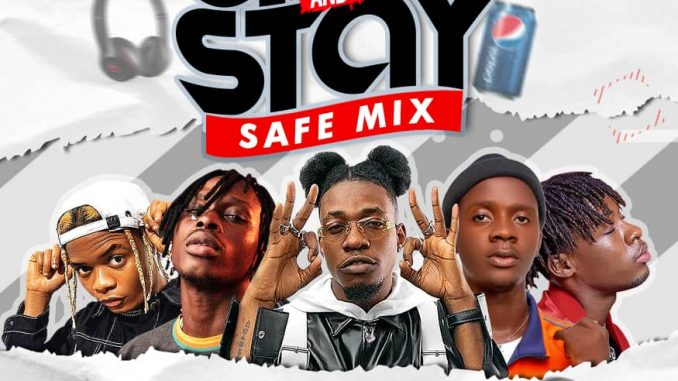 DJ Katty - Chill And Stay Safe Mixtape