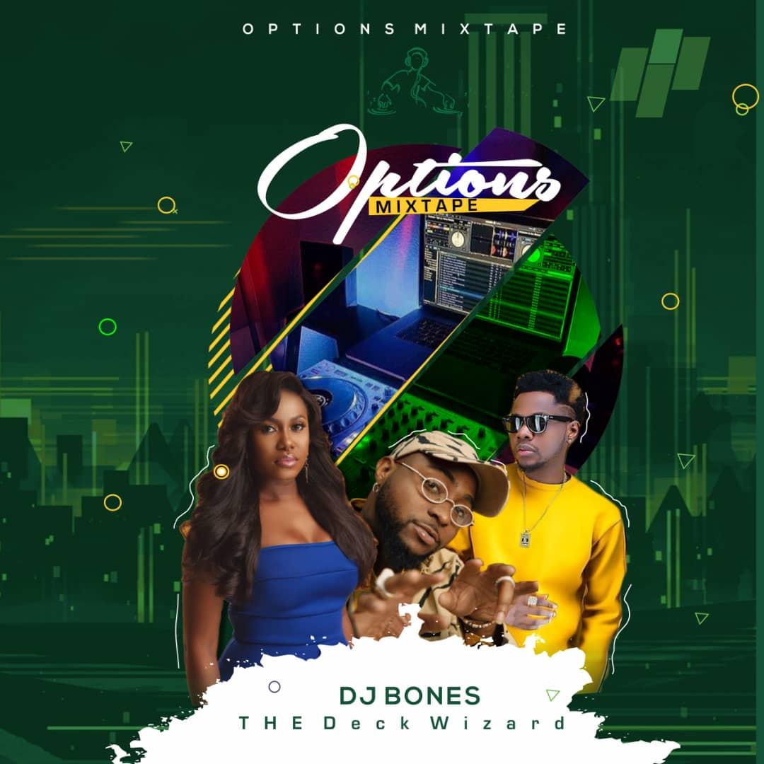 DJ Bonez - Options Mixtape