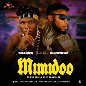Shadow - Mimidoo ft Slowingz
