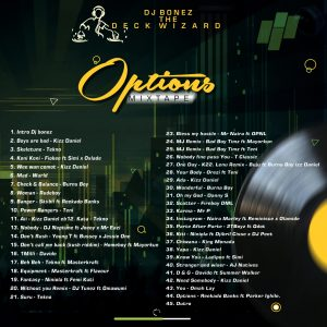 Dj Bonez - Options Mixtape