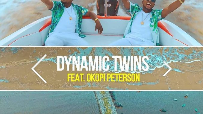 Dynamic Twins stunning Bts video of their hit song titled Ohimini featuring Okopi Peterson