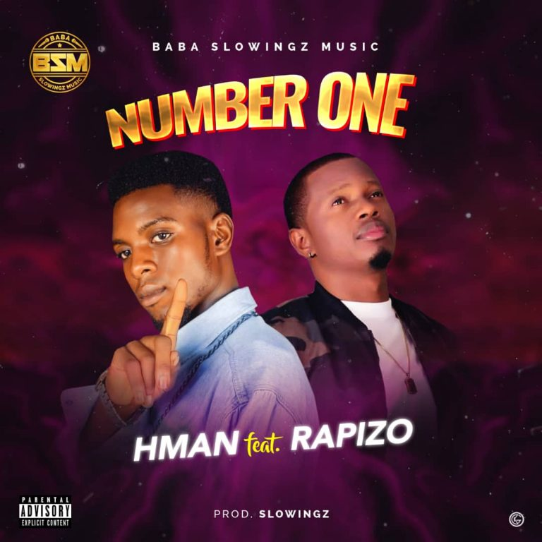 Hman - Number One ft Rapizo