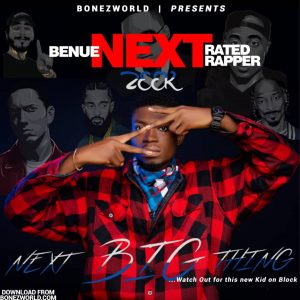 Zeek becomes the next rated Rapper from Benue state