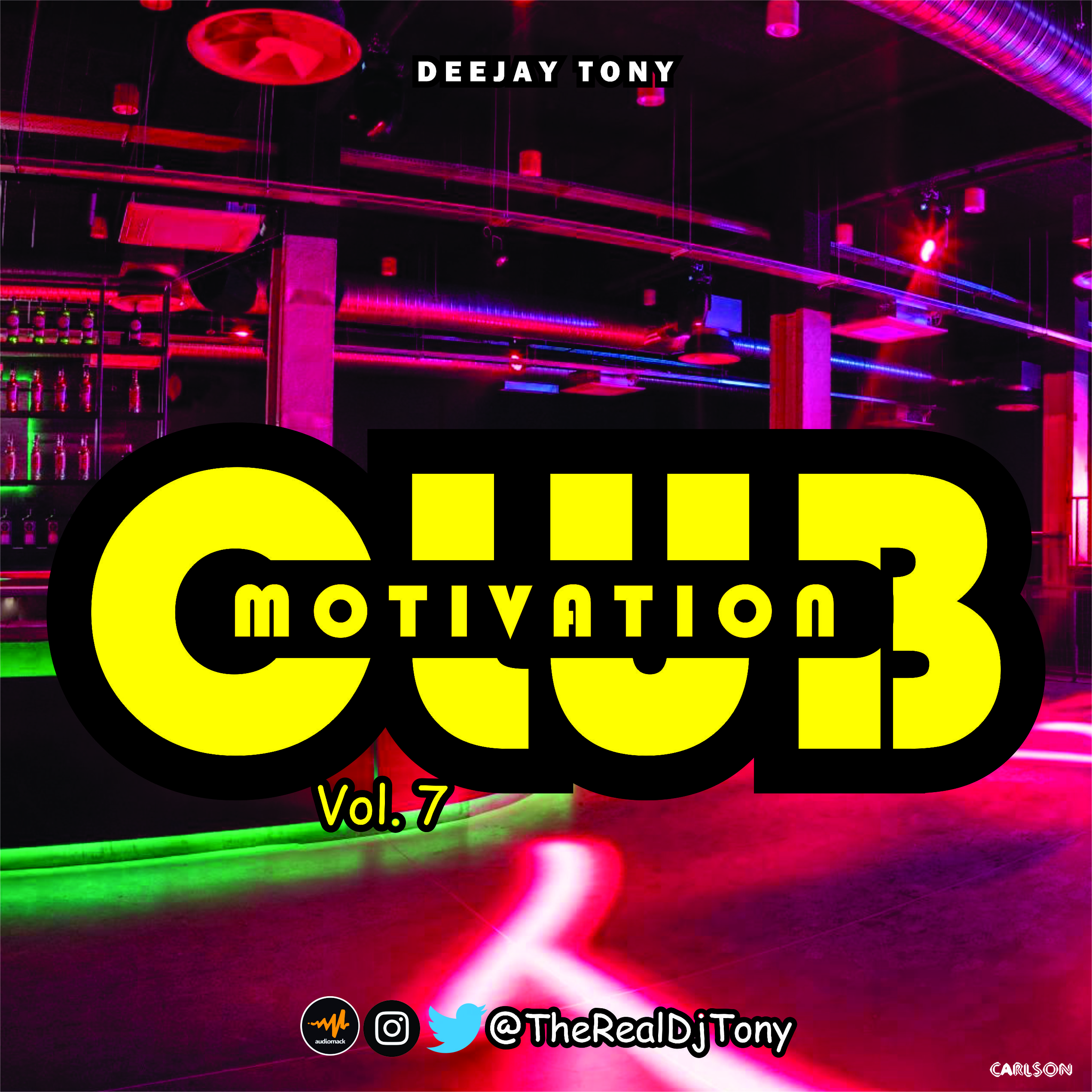 DJ Tony - Club Motivation Mix Vol.7