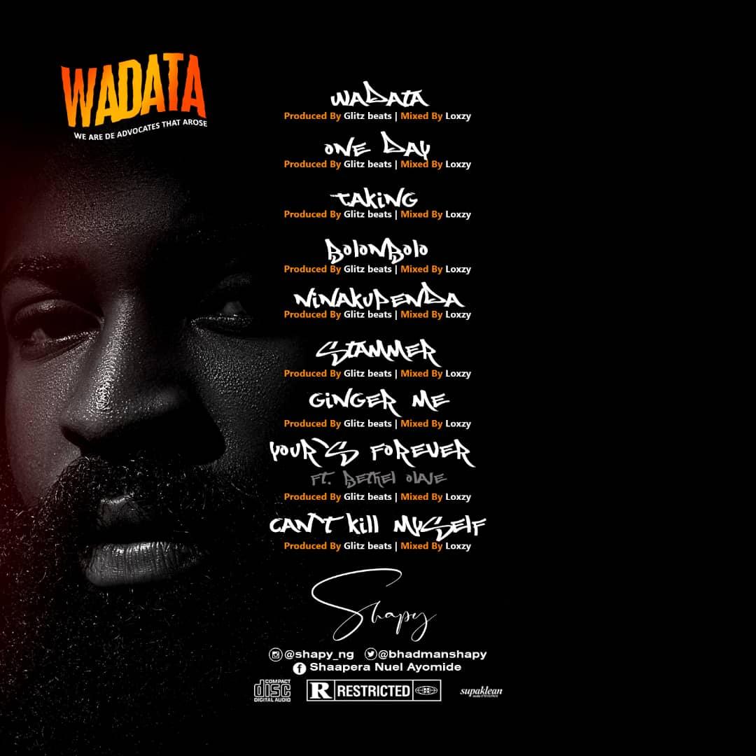 Shapy - W.A.D.A.T.A
