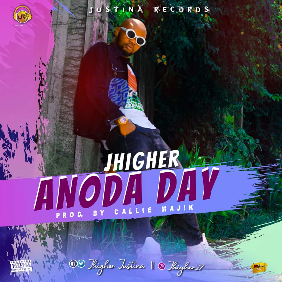 JHigher Justina - AnodaDay