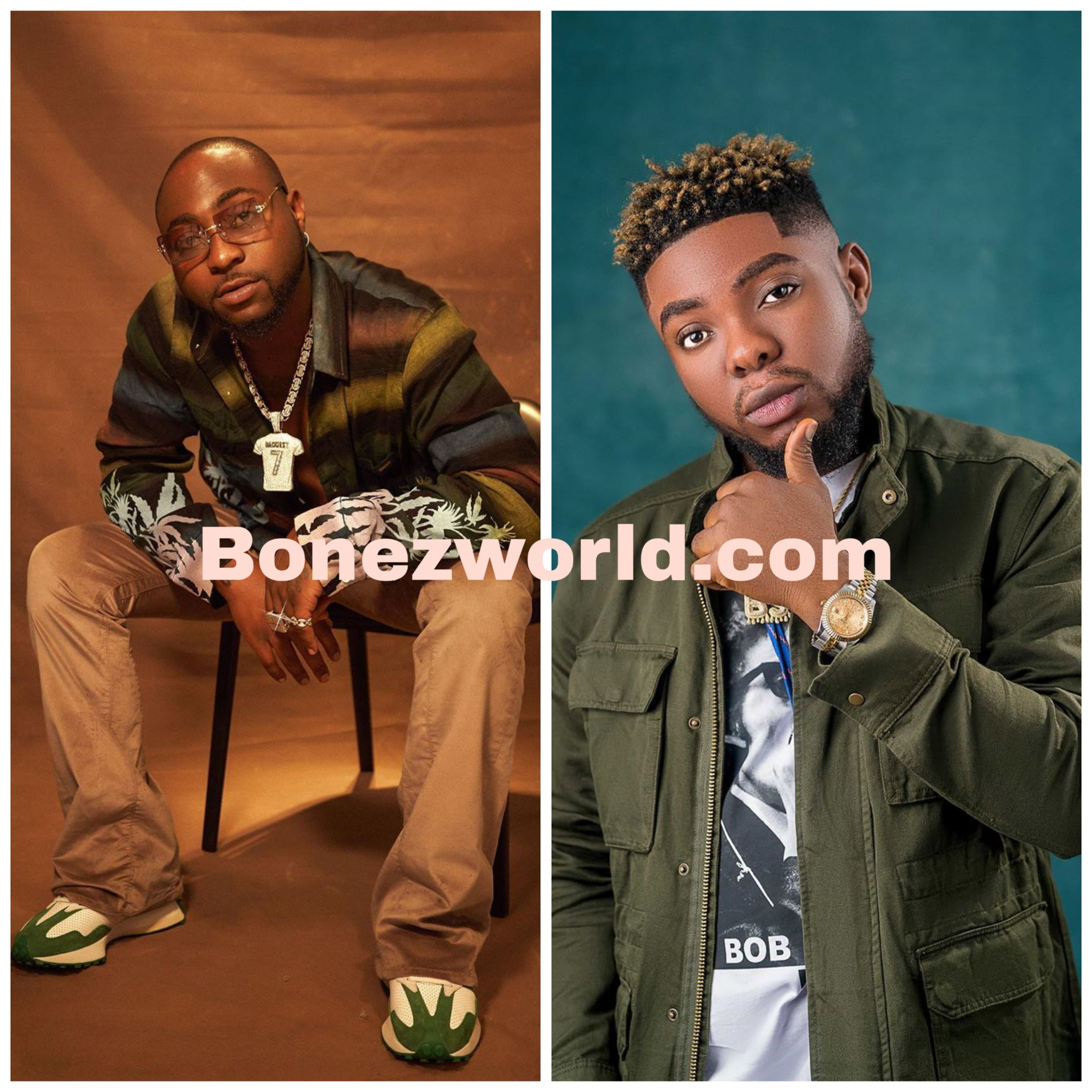 Rave of the moment Slikish hints on a song featuring super star Davido