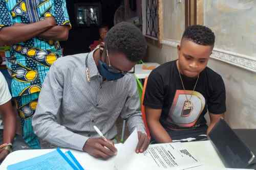 Dency Records just Signed Her First Artiste – Mr 3riple