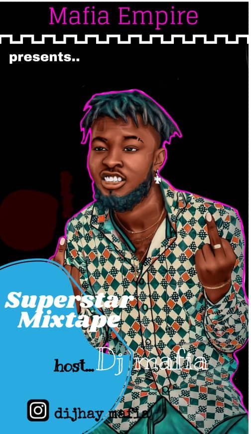DJ Mafia - SupaStar Mixtape