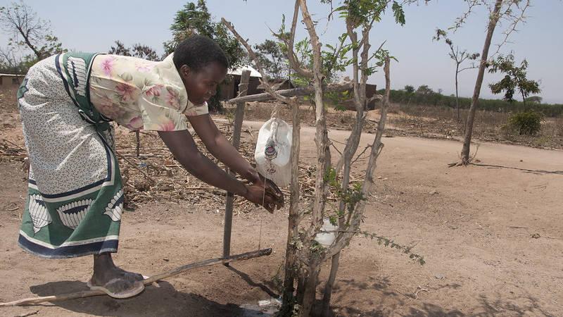 Sweeping benefits of keeping hands clean in Nigeria