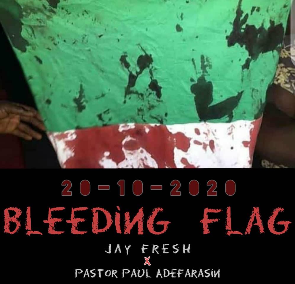 Jay Fresh - Bleeding Flag ft Pastor Paul Adefarasin