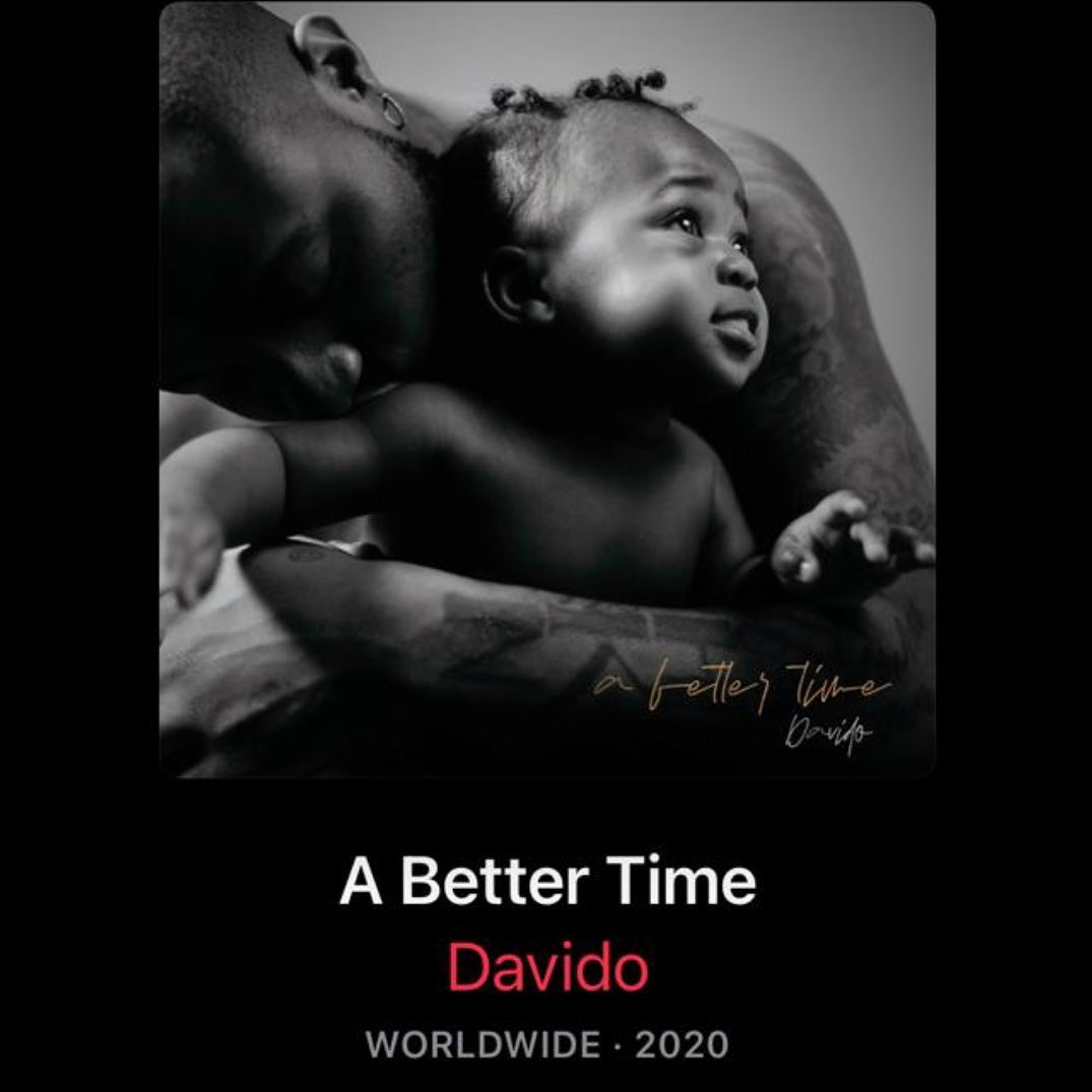 Davido - A Better Time
