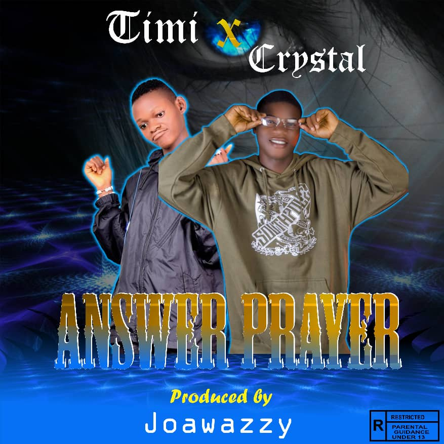 Timi x Crystal - Answer Prayer