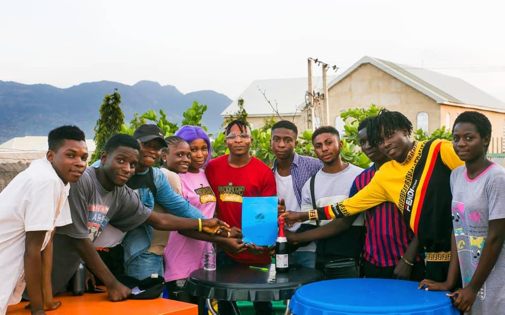 Bendancer Academy Third Runner Up Global Star Hunt Project season 2