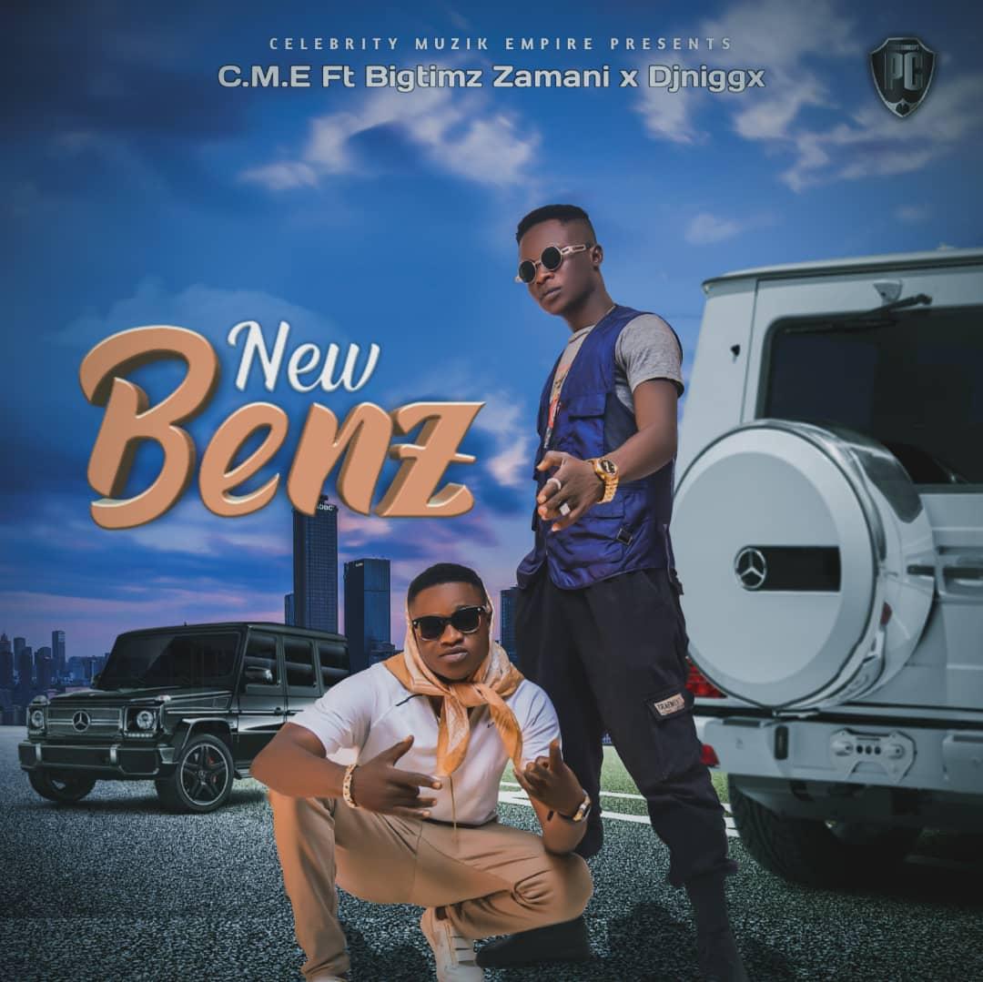 CME ft BigTimz Zamani x Niggx - New Benz