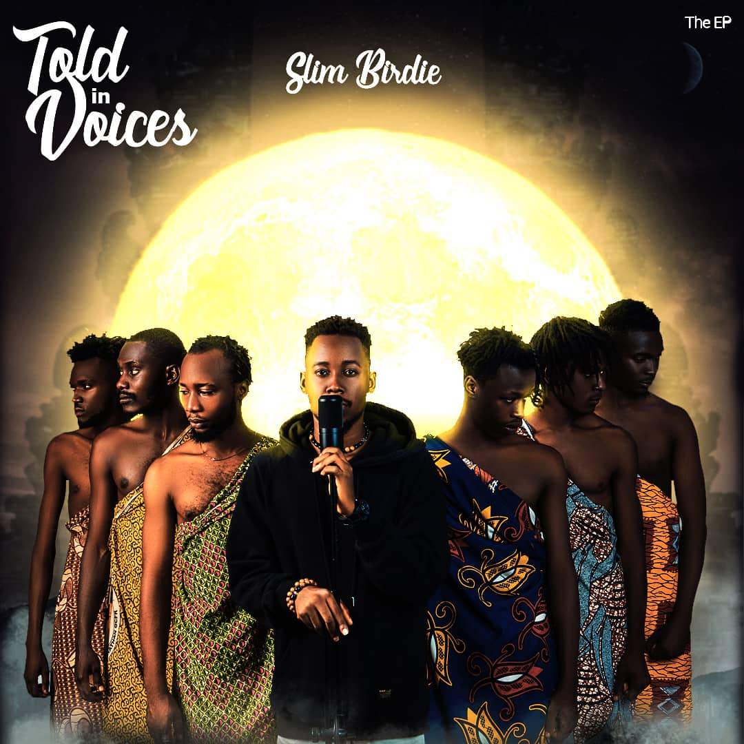 Slim Birdie - Told In Voices