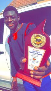Fast rising artist Bank Alert receives an Award
