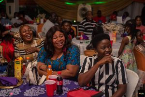 It was an unforgettable night of Laughter at the just concluded YBITS SHOW the FUNNY ENOUGH Edition