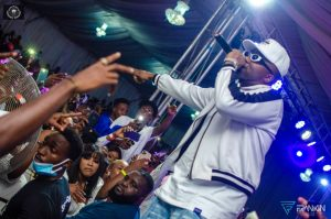 Od Woods caused a stand still with Made in Benue 5th edition featuring Ice Prince