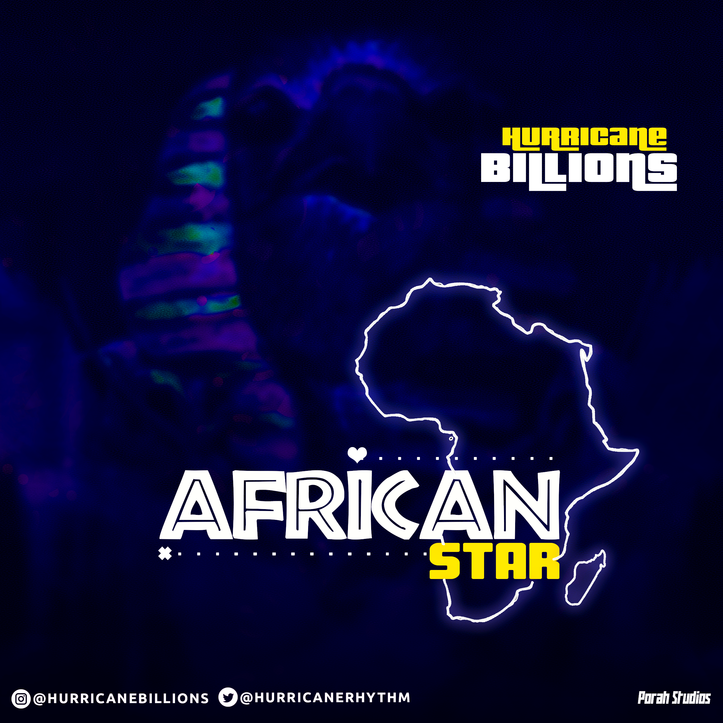 Hurricane Billions - African Star
