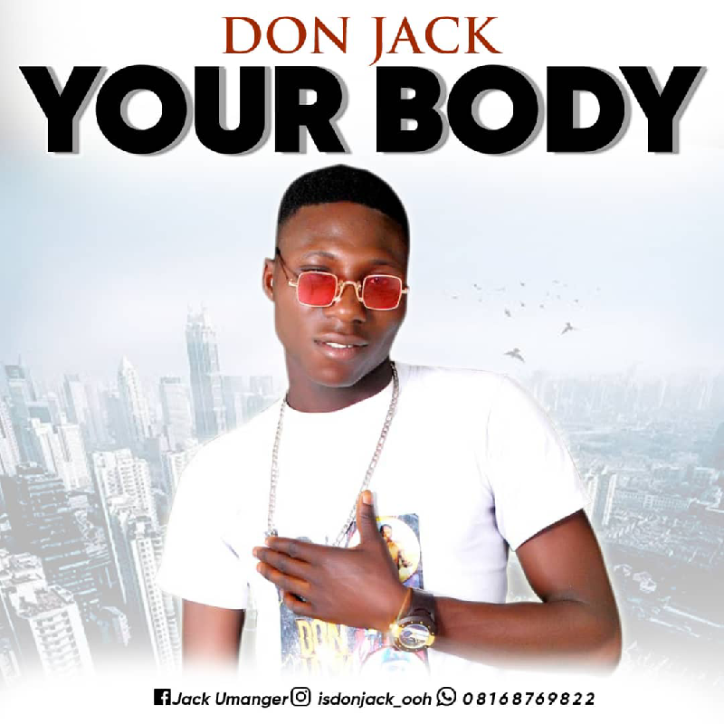 Don Jack - Your Body