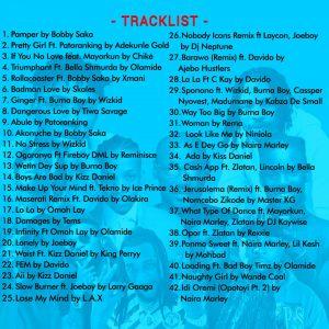 DJ Tony - Pamper House Party Mixtape Ft Bobby Saka