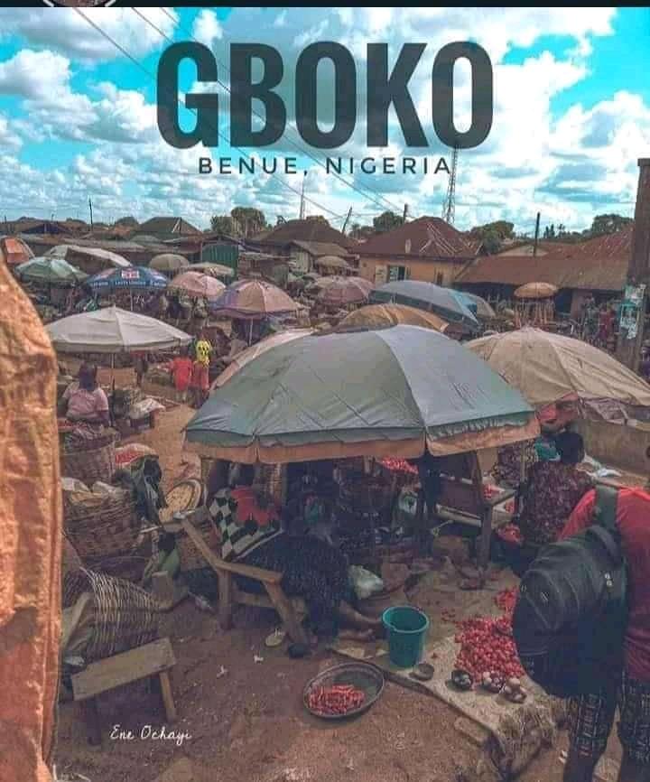 JJ Debusta - Gboko