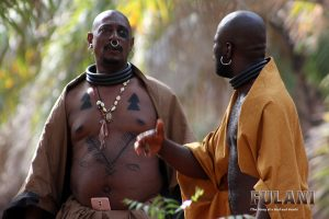Fulani the Story of a deaf and dumb Costumes go viral