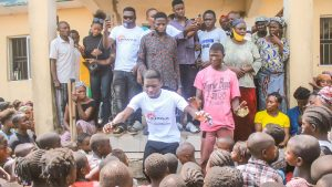 Tersix comedy visits an Idp camp living under a deteriorating condition in Benue state