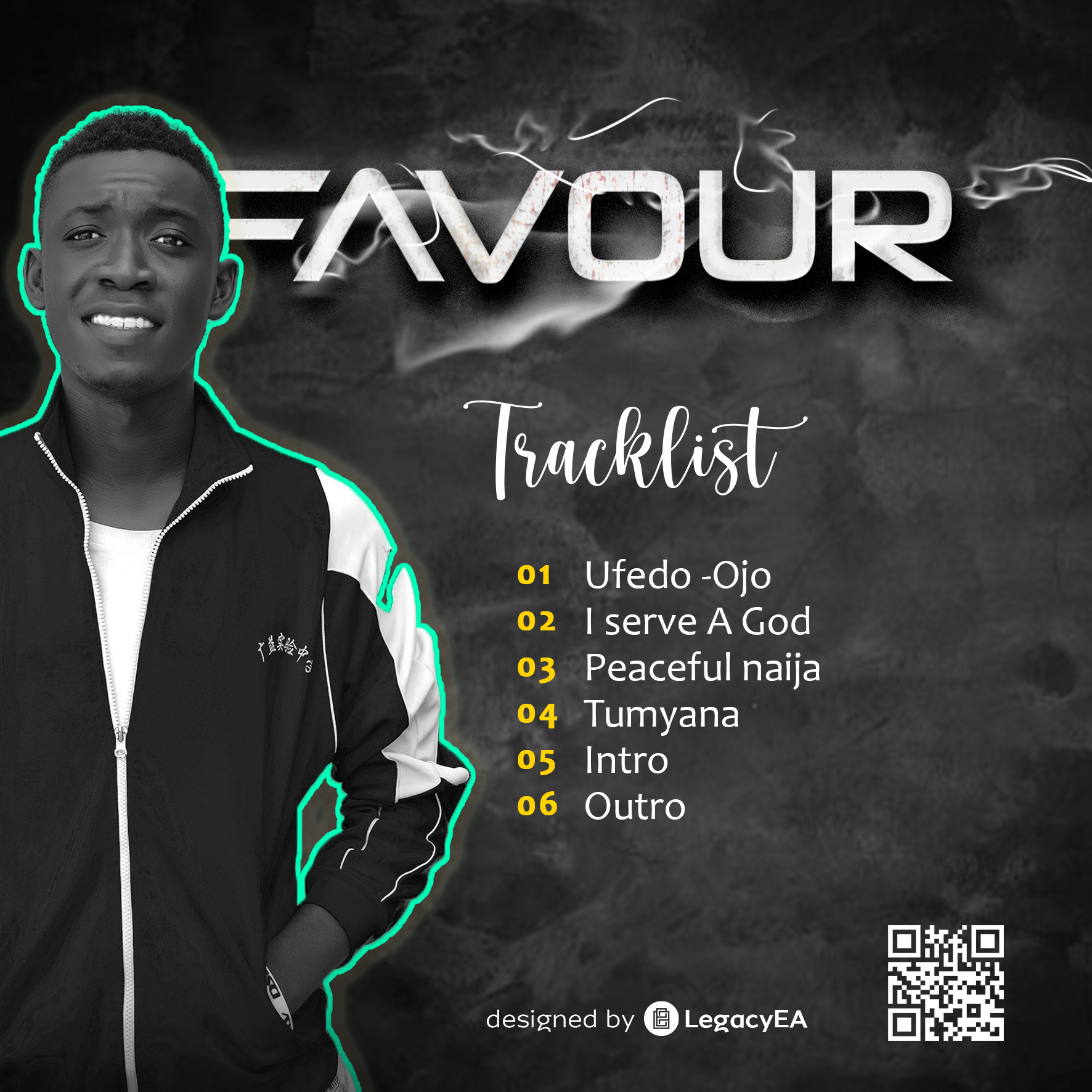 Mr. Smiles - Favour