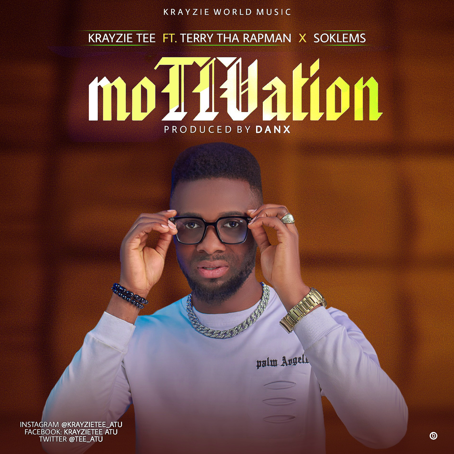 Krayzie Tee – Motivation Ft Terry Tha Rapman x Soklems
