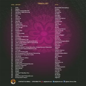 DJ IDEAL - AFROBEAT ANTHEMS