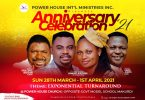 Power House international ministry inc presents 13th anniversary celebration