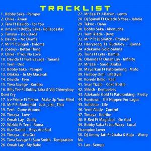 DJ Young D - Pamper Mixtape