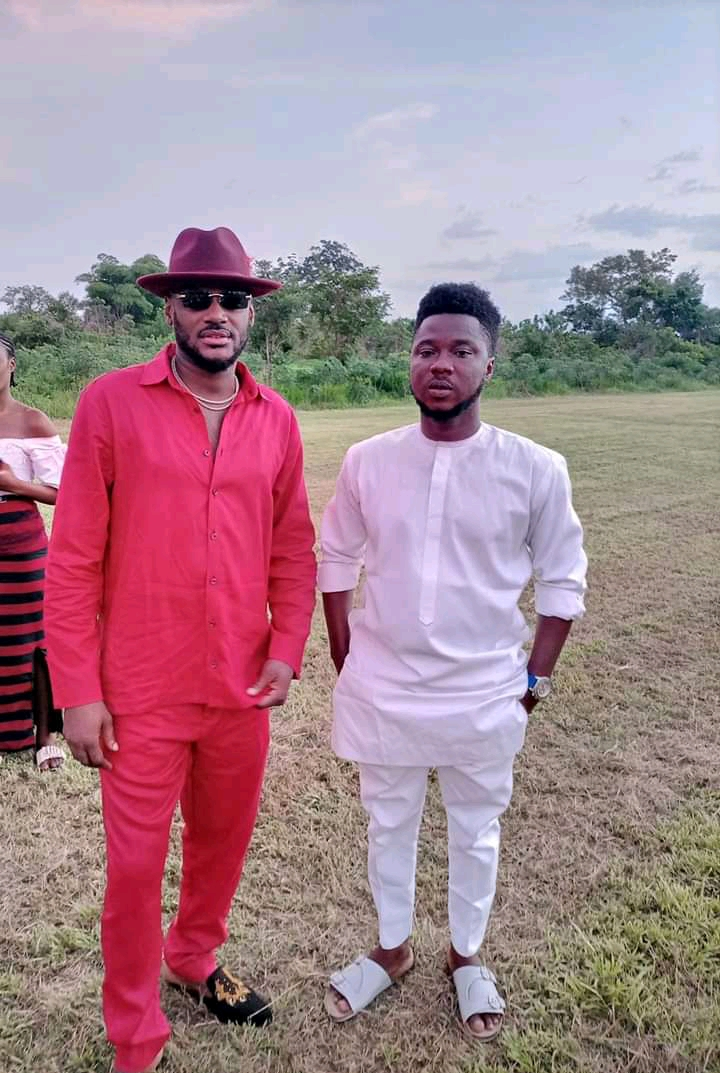 Legendary 2baba and Meddy in close business Talks
