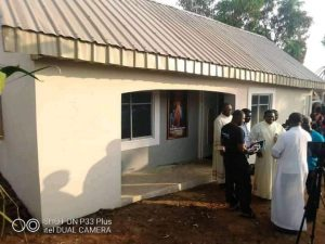 A House Built with Six Eggs - Fr. Solomon Ukeyima