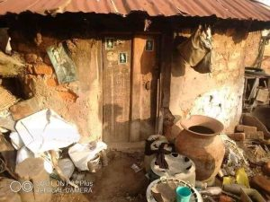 Mama Agatha Kwasena's Old house