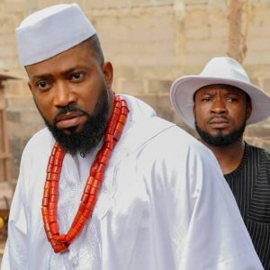 Prince Ape David the popular Nollywood actor from Benue state