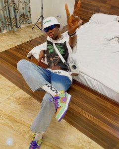 Blaqbonez the super star rapper that leaves no stone unturned