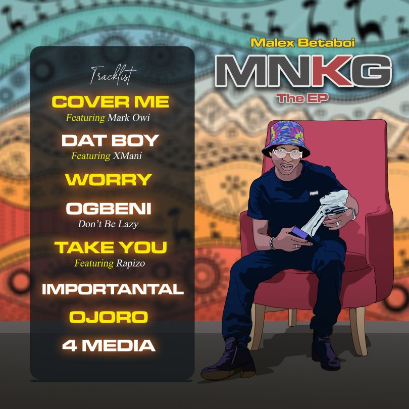 Malex Betaboi - Cover Me.ft Mark Owi