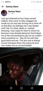 Popular comic actor Sule of Igboji Man Sule brutally attacked
